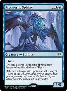 Prognostic Sphinx [PRM]