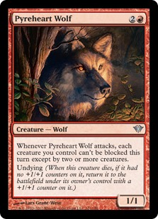 Pyreheart Wolf [DKA]