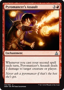 Pyromancer's Assault [OGW]