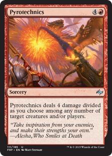 Pyrotechnics [FRF]