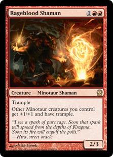 Rageblood Shaman [THS]
