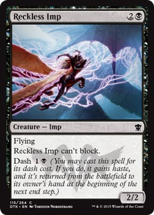 Reckless Imp [DTK]
