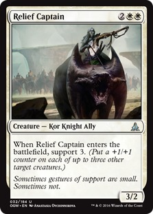 Relief Captain [OGW]