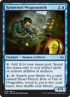 Renowned Weaponsmith [FRF]
