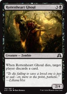 Rottenheart Ghoul [SOI]