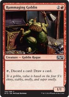 Rummaging Goblin[M15]