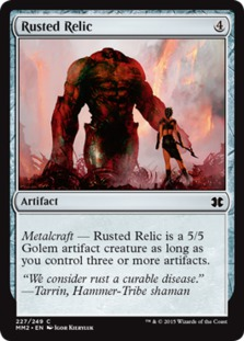 Rusted Relic [MM2]