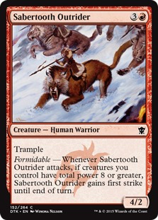 Sabertooth Outrider [DTK]