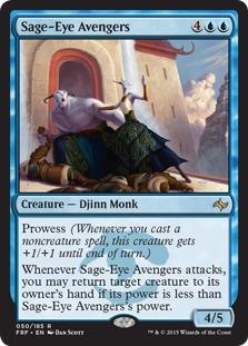 Sage-Eye Avengers [FRF]