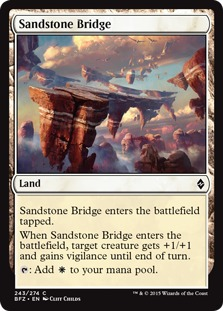 Sandstone Bridge [BFZ]