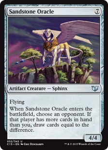 Sandstone Oracle [C15]