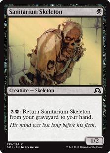 Sanitarium Skeleton [SOI]