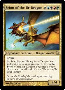 Scion of the Ur-Dragon [TSP]