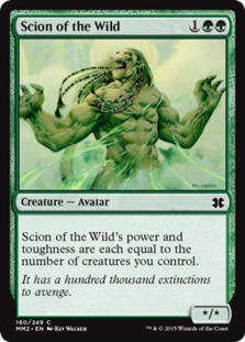Scion of the Wild [MM2]