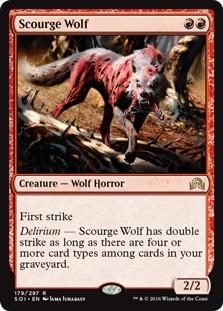 Scourge Wolf [SOI]