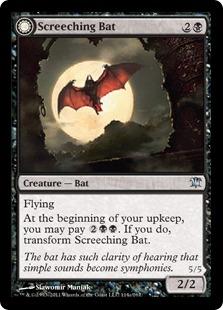 Screeching Bat [ISD]