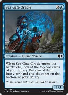Sea Gate Oracle [C14]