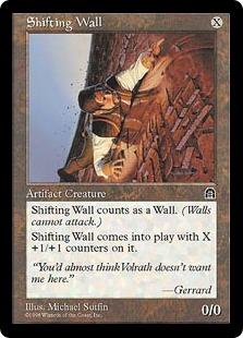 Shifting Wall [ST]