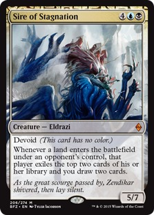 Sire of Stagnation [BFZ]