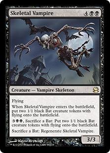 Skeletal Vampire [MMA]