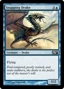 Snapping Drake [M10]