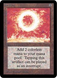 Sol Ring [LEA]