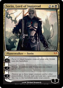 Sorin, Lord of Innistrad [DKA]