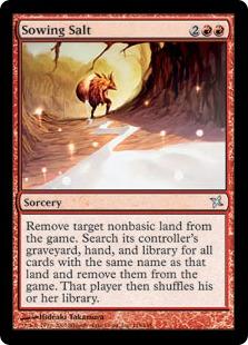 Sowing Salt [BOK]