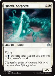 Spectral Shepherd [SOI]