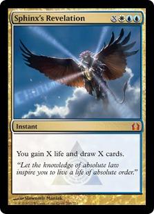 Sphinx's Revelation [RTR]