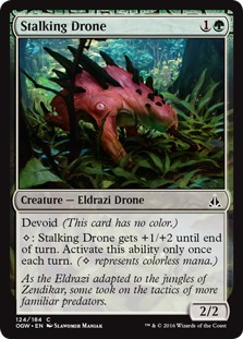 Stalking Drone [OGW]