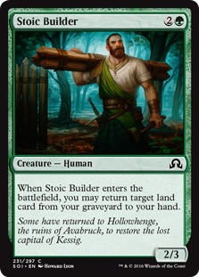 Stoic Builder [SOI]