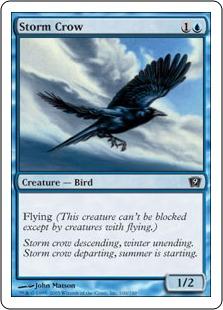 Storm Crow [9ED]