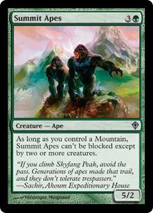 Summit Apes [WWK]