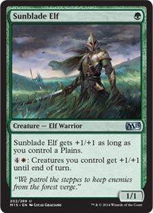 Sunblade Elf [M15]