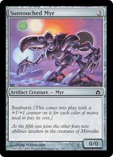 Suntouched Myr [5DN]