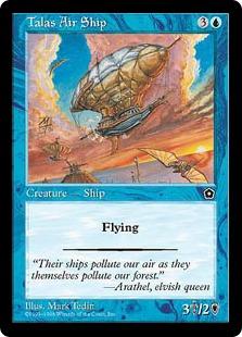 Talas Air Ship [PO2]