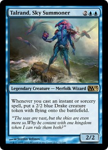 Talrand, Sky Summoner [M13]