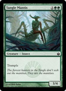 Tangle Mantis [MBS]