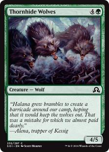Thornhide Wolves [SOI]