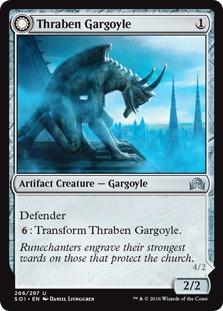 Thraben Gargoyle [SOI]