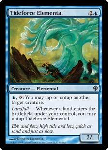 Tideforce Elemental [WWK]
