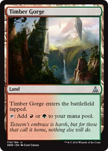 Timber Gorge [OGW]