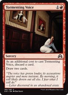 Tormenting Voice [SOI]