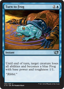 Turn to Frog [C14]