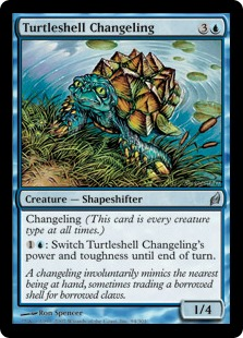 Turtleshell Changeling [LRW]