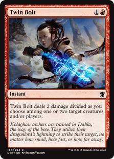 Twin Bolt [DTK]