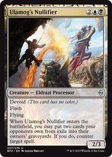 Ulamog's Nullifier [BFZ]