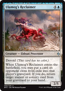 Ulamog's Reclaimer [BFZ]