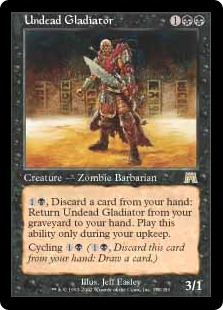 Undead Gladiator [ONS]